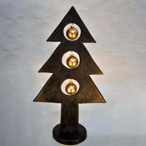 Weihnachtsbaum Zermatt
