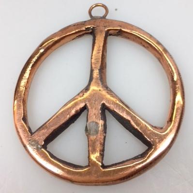 Peacezeichen Durchmesser 6,5 cm